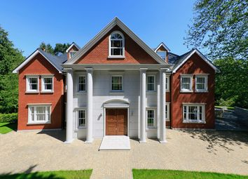 Thumbnail 5 bedroom detached house for sale in Old Avenue, St. Georges Hill, Weybridge