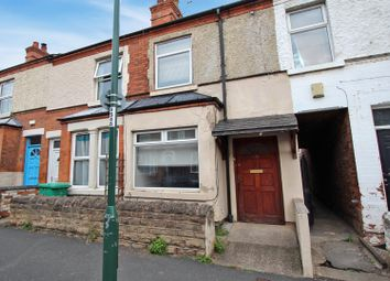 Thumbnail 2 bed terraced house for sale in Sedgley Avenue, Sneinton, Nottingham