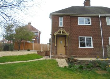 Thumbnail 3 bed semi-detached house for sale in Coronation Crescent, Madeley, Telford