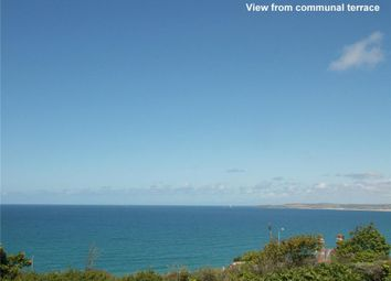 Thumbnail 2 bed flat for sale in Compass Point, Carbis Bay, St Ives