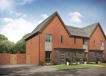 """Thumbnail 3 bed semi-detached house for sale in """"The Simpson"""" at Austin Way, Birmingham"""