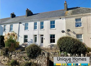 Thumbnail 3 bed terraced house for sale in North Street, Tywardreath, Cornwall