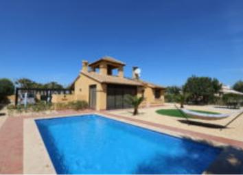 Thumbnail 3 bed villa for sale in Hacienda Del Alamo, Murcia, Murcia, Spain
