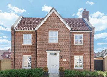 Thumbnail 4 bed detached house to rent in Stevenson Road, Wroxham, Norwich