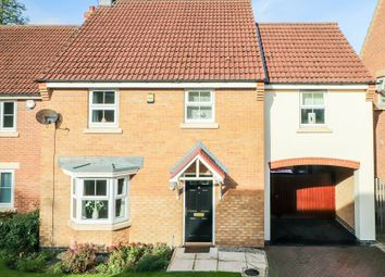 Thumbnail 4 bed detached house for sale in Braithwaite Court, Hemsworth, Pontefract