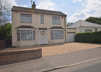 Thumbnail 3 bedroom detached house for sale in Edwin Road, Gillingham