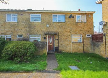 Thumbnail 3 bed end terrace house for sale in Ladyshot, Harlow, Essex