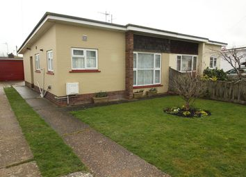 Thumbnail 2 bed semi-detached bungalow for sale in Mountney Drive, Pevensey Bay, Pevensey