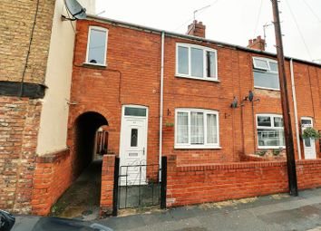 Thumbnail 2 bed terraced house for sale in Green Lane, Barrow-Upon-Humber