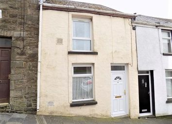 Thumbnail 2 bed terraced house for sale in Division Street, Abertillery