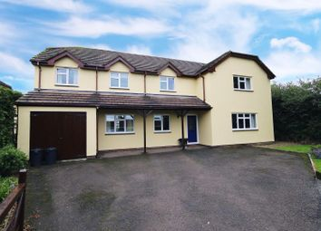 Thumbnail 6 bed detached house for sale in Pennymoor, Tiverton