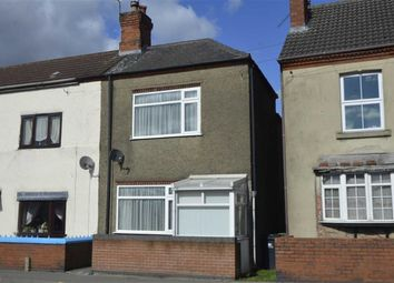 Thumbnail 3 bed semi-detached house for sale in Nottingham Road, Alfreton