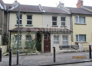 Thumbnail 4 bedroom semi-detached house to rent in Boundary Road, Chatham, Kent