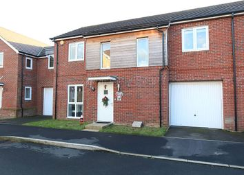 Thumbnail 4 bed semi-detached house for sale in Domino Way, Berryfields, Aylesbury, London