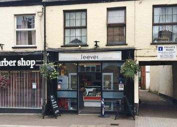 Restaurant/cafe for sale in Fore Street, Cullompton EX15