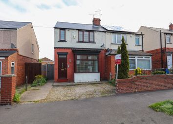 Thumbnail 3 bedroom semi-detached house for sale in Halesworth Road, Sheffield