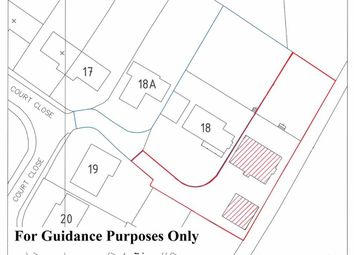 Thumbnail Land for sale in Court Close, Bray, Maidenhead, Berkshire