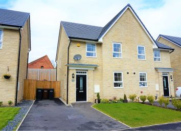 Thumbnail 4 bed semi-detached house for sale in Sovereign Way, High Peak