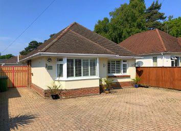 Thumbnail 2 bedroom detached bungalow for sale in Austin Avenue, Lilliput, Poole