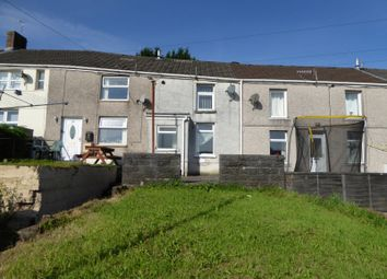 Thumbnail 2 bedroom terraced house for sale in Llwydarth Road, Cwmfelin, Maesteg.