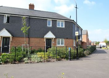 Thumbnail 2 bed flat for sale in White Satin Close, Sittingbourne