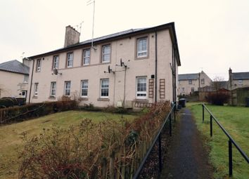 Thumbnail 2 bed flat for sale in Glebe Place, Dunblane