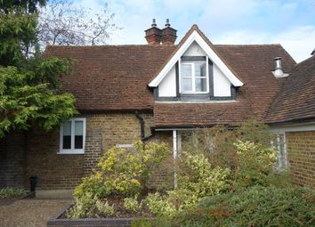 Thumbnail 2 bed cottage to rent in Robin Hood Way, London