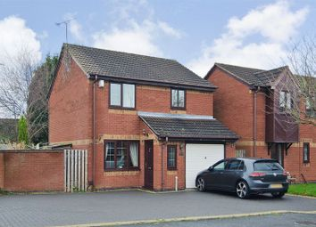Thumbnail 3 bed detached house for sale in Millcroft Way, Armitage, Rugeley