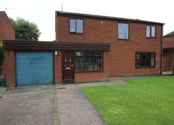 Thumbnail 4 bed detached house for sale in 4 Lansdowne Close, Carlisle, Cumbria