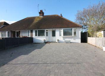 Thumbnail 2 bed semi-detached bungalow for sale in Stone Lane, Salvington