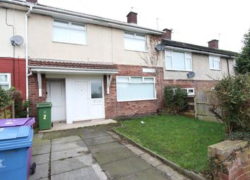 Thumbnail 3 bed town house to rent in Winfrith Road, Lee Park, Liverpool