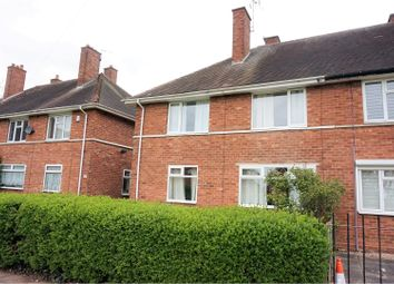 Thumbnail 4 bed semi-detached house for sale in Sheldon Heath Road, Birmingham
