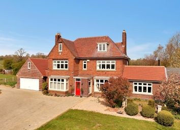 Thumbnail 5 bed detached house for sale in Pinfold Croft, Stanley Village, Derbyshire