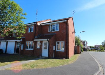 Thumbnail 2 bed semi-detached house to rent in Blackthorn Drive, Blyth