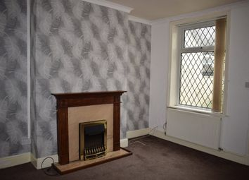 Thumbnail 2 bed terraced house to rent in Harold Street, Burnley, Lancashire