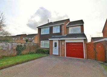 Thumbnail 4 bed detached house for sale in Kents Road, Stantonbury, Milton Keynes