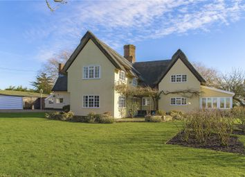 5 bed detached house for sale in Turnpike Hill, Withersfield, Haverhill, Suffolk CB9