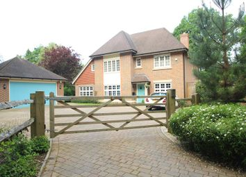 Thumbnail 5 bedroom detached house for sale in West Hill, Dormans Park, East Grinstead