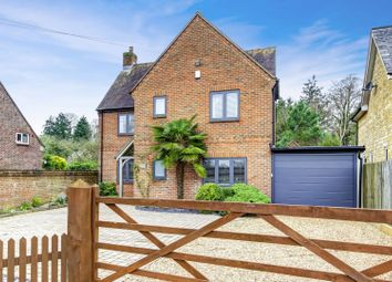 Thumbnail 6 bed detached house for sale in Church Road, Hinton Waldrist, Faringdon