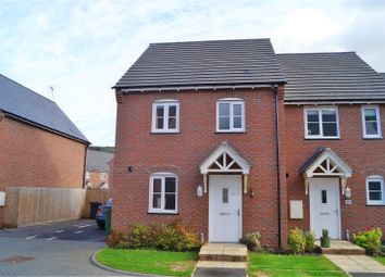 Thumbnail 3 bed semi-detached house to rent in Chalkpit Lane, Chinnor, Oxon