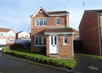 Thumbnail 3 bed detached house to rent in Castle Avenue, Rossington, Doncaster