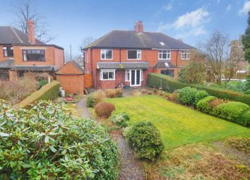 Thumbnail 3 bed semi-detached house for sale in Eleanor View, Newcastle-Under-Lyme