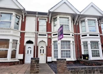Thumbnail 3 bed terraced house for sale in County Road, Swindon