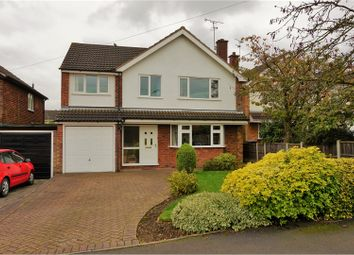 Thumbnail 4 bed detached house for sale in Park Avenue, Markfield