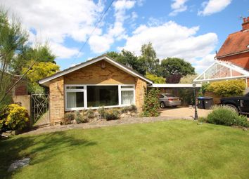 Thumbnail 4 bed bungalow to rent in Almners Road, Lyne, Chertsey