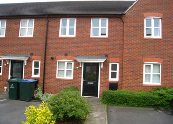 Thumbnail 2 bed terraced house for sale in Jersey Close, Stoke Village, Coventry