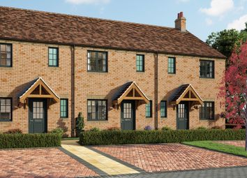 Sand Road, Great Gransden, Sandy SG19. 2 bed terraced house for sale