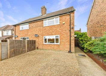 Thumbnail 3 bed semi-detached house for sale in Nork Gardens, Banstead, Surrey