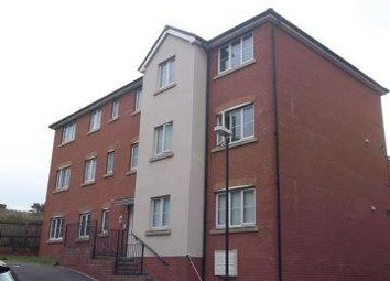 Thumbnail 1 bed flat to rent in Skylark Road, Bridgend