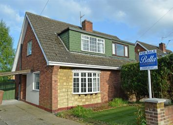 Thumbnail 3 bed property for sale in Meadow Road, Scunthorpe